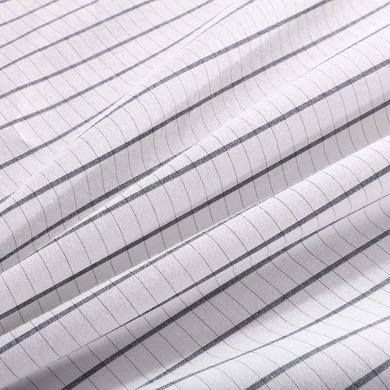 Silver Cotton Fabric EARTHING  Silver Cotton Fabric For Conductive Bed Grounding Sheet