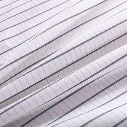 Srebrna tkanina bawełniana uziemienie srebrna tkanina bawełniana do przewodzącego arkusza uziemiającego łóżko w Narzuta od Dom i ogród na