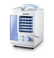 AUX mini air conditioner portable cool fan air cooler air conditioner cool dormitory students fans free shipping