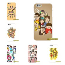 For Samsung Galaxy A3 A5 A7 J1 J2 J3 J5 J7 2015 2016 2017 Accessories Phone Cases Covers Screen Protector Korea Running Man(China)