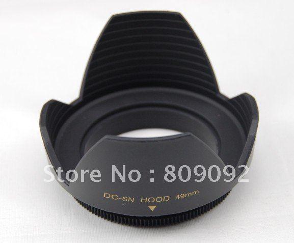 Бленда Объектива Камеры Mennon DC-SN 49 мм