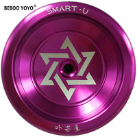 BEBOO YOYO S3 Professional Yo-yo Aluminum Alloy YOYO 10 Ball KK Bearing Toy for Children Birthday Gift