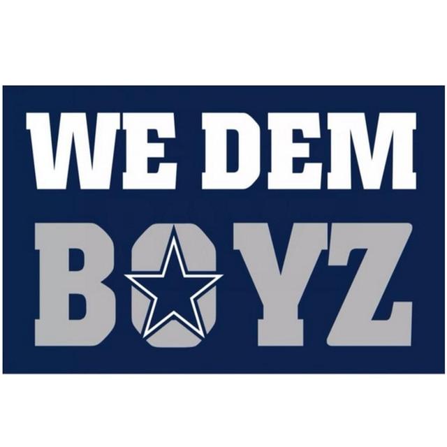 Free Shipping Dallas Cowboys We Dem Boys Flags Xft Xcm - Free dem