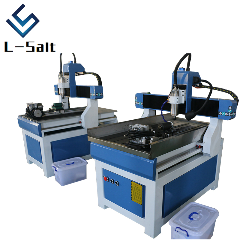 Wood Cutting Machine Aluminum Cutting And Milling Machine Router CNC 6090
