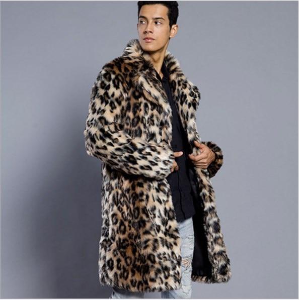 abe9eadd372 S 6XL Plus Size Long Overcoats For Men 2018 New Winter Coats Luxury ...