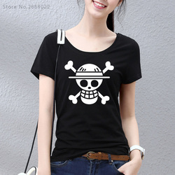 2017 one piece t shirt fashion japanese font b anime b font clothing back color luffy.jpg 250x250