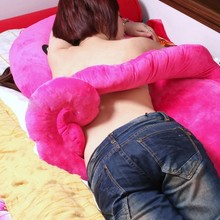 Hot Sale Amaze Christmas Gift Giant Octopus Styles Cushion Pillow Yellow Pink Blue Rose Red Four Colors Free Shipping