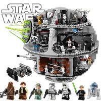 LELE Star Wars Death Star STARWARS Building Blocks Sets Bricks Classic Model Kids Toys Marvel Compatible