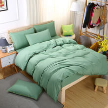 Summer style bedding set Full Queen King size bed set duvet cover set reactive printed bed