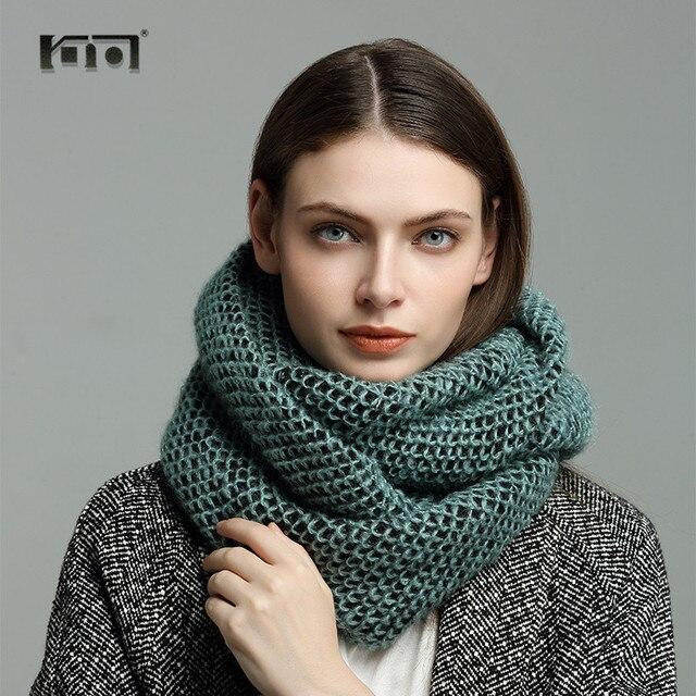 Бренд шарфы для женщин для 2018 хлопок шарф-снуд вязаный снуд зимние женские палантин теплые роскошные шаль кашемировый шарф N001