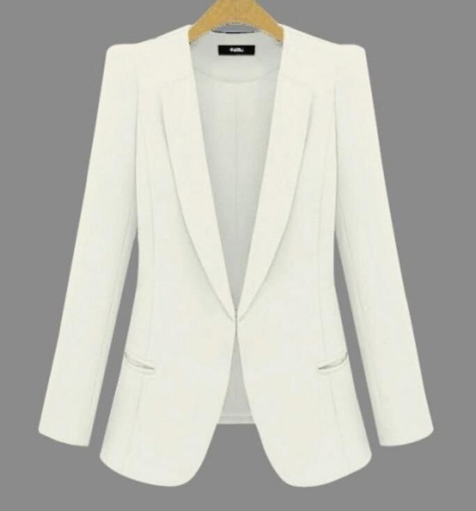 Womens Business Suits Spring Autumn All-match women Blazers Jackets
