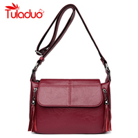 New Leather Luxury Handbags Cover Women Bags Designer High Quality Soft Leather Small Crossbody Bags Women