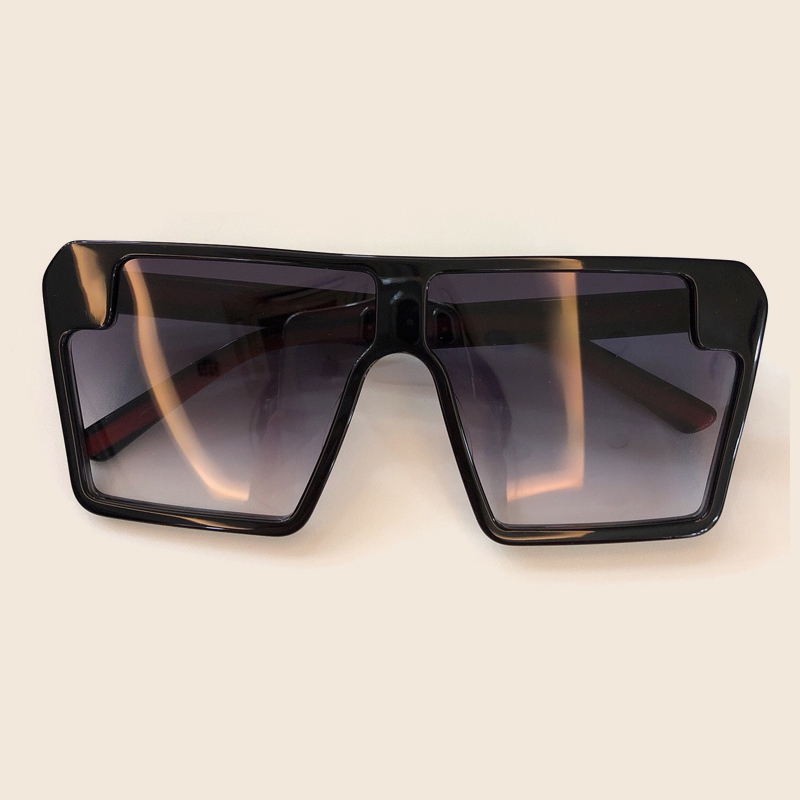 Summer Style Square Sunglasses Women 2019 Brand Designer Oversize Shades Female Fashion Big Frame Sun Glasses With Box