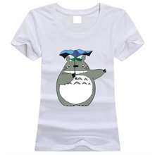 Totoro Graphic T Short Sleeve Female/Male