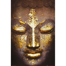 DIY diamond painting buddha embroidery full round drill  mosaic picture rhinestones