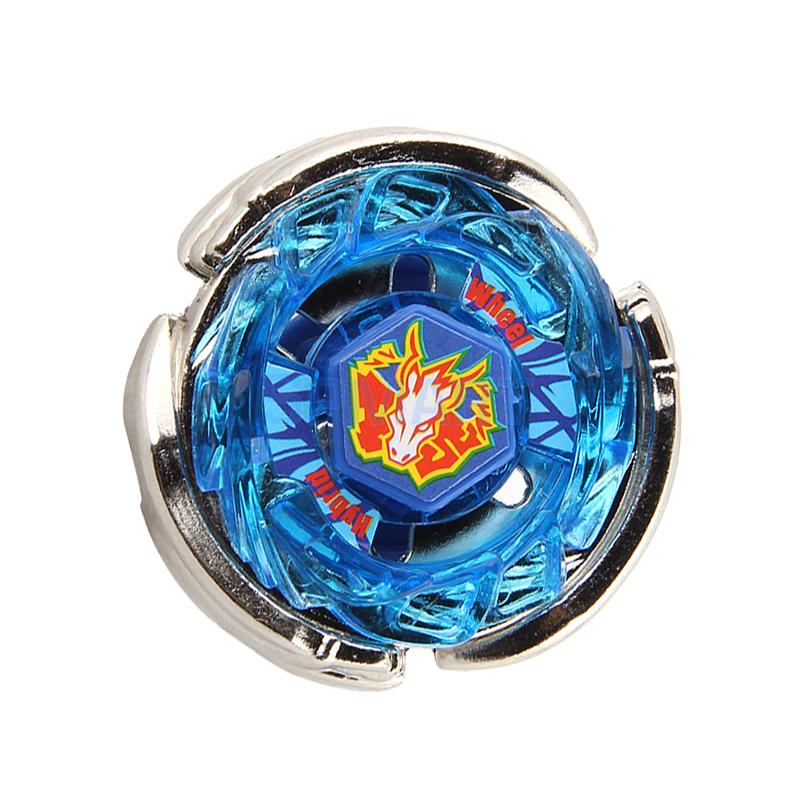 Fusion Top 4D Rapidity Fight Master STORM PEGASIS 105RF BB28 Spinning Top Ripcord Launcher Set Toy Kids Gift