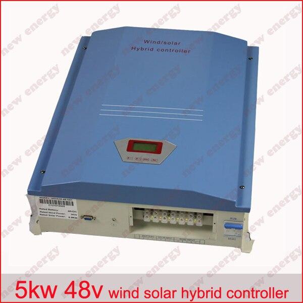 5kw 48v LCD display wind solar hybrid charge controller with CE панель декоративная awenta pet100 д вентилятора kw сатин