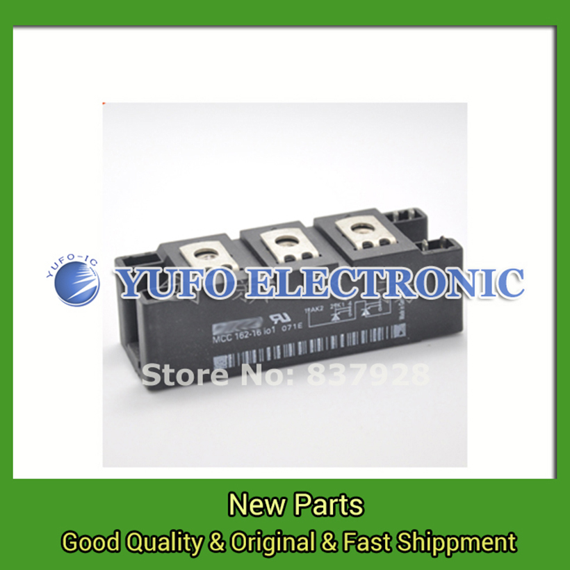 Free Shipping 1PCS  MCC162-14IO1 Power Modules original new Special supply Welcome to order YF0617 relay igbt power modules spot welcome skm300gar124d xzqjd