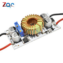 250w DC-DC boost converter ajustável 10a step up módulo de fonte de alimentação de corrente constante led driver para arduino