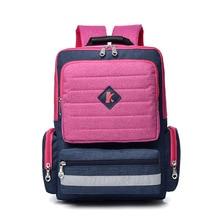 High-Capacity Students School Bag
