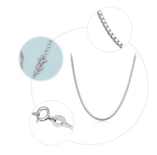 Adjustable 925 Sterling Silver Chain