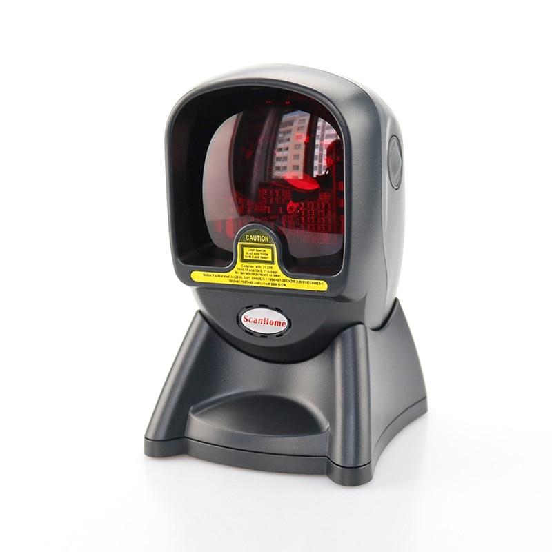 Livraison gratuite! Lecteur omnidirectionnel automatique SH-2028 de Scanner de code barres de Laser de 20 lignes pour le supermarché de système de position