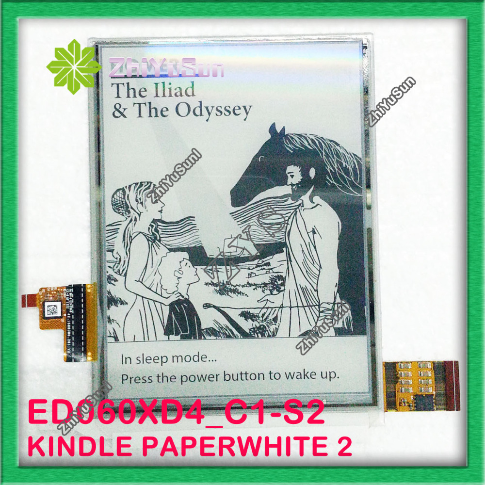 6 ED060XD4 (LF)C1 for amazon kindle PAPERWHITE2 PAPERWHITE 2 ebook eink lcd display touch screen,ebook screen,ebook display LCD pm070wx6 lf lcd display pm070wx1 pm070wx5 lcd displays screen