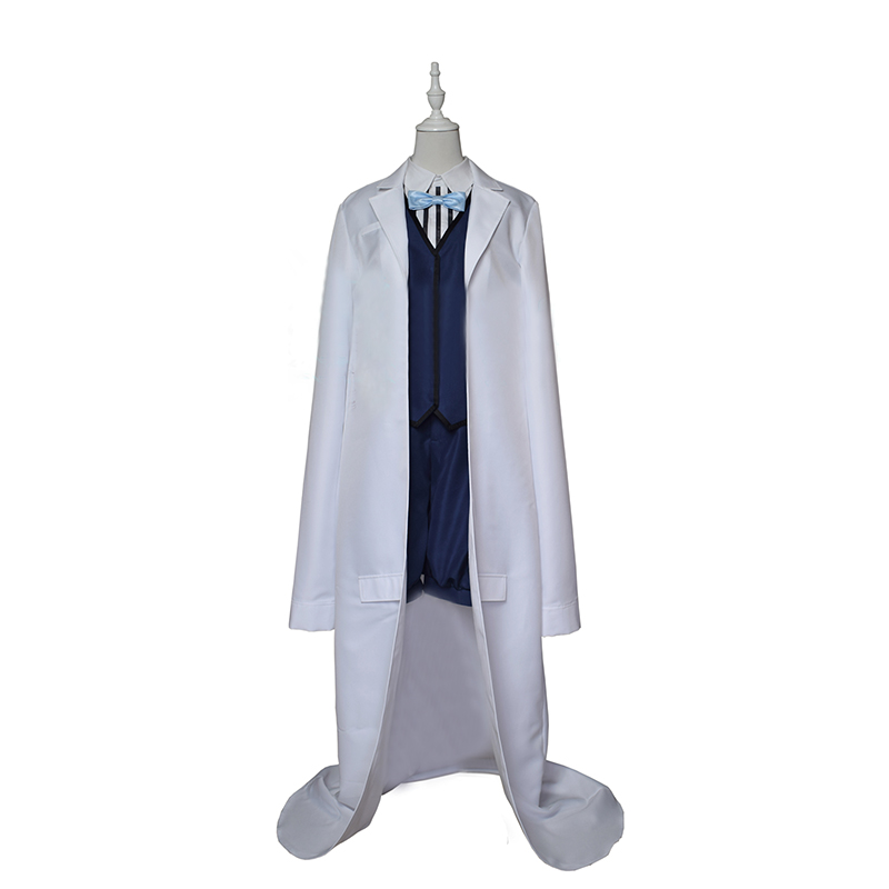 New arrival Fate grand order Hans Christian Andersen Caster cosplay costume any size