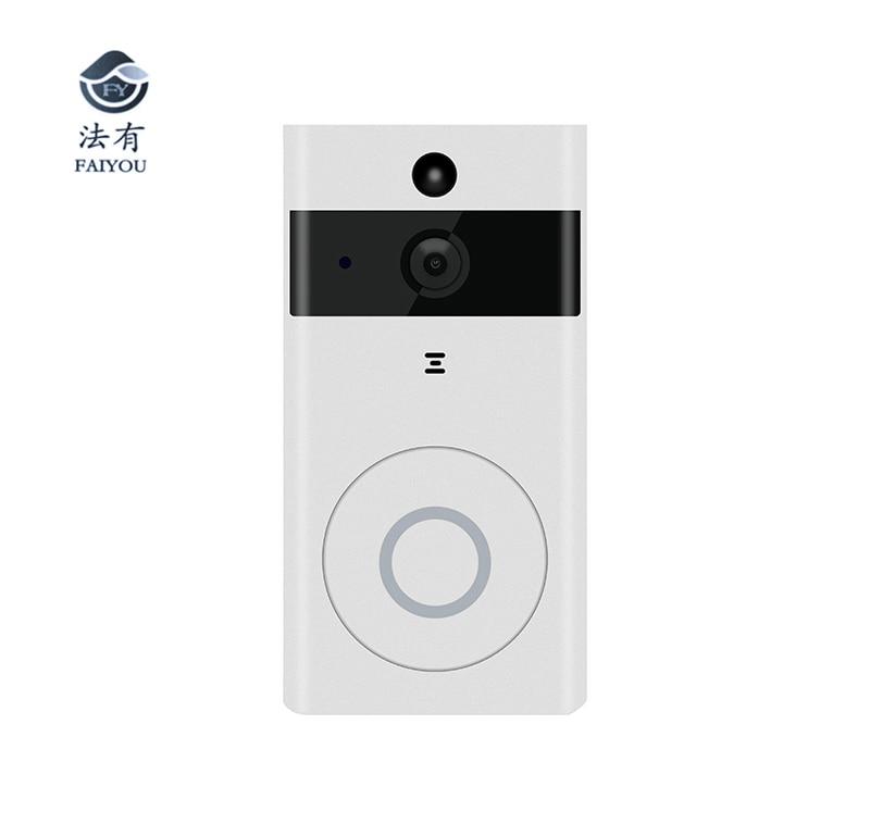 Wireless WIFI Doorbell Video Door Bell Phone Security Surveillance Door Camera Monitor Viewer Support IOS Android Ipad цена