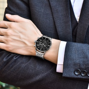 Image 5 - Pagani design 탑 럭셔리 브랜드 방수 쿼츠 시계 남자 스테인레스 스틸 패션 시계 스포츠 남자 시계 relogios masculino