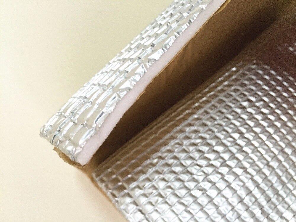 Sonido acústico Amortiguación Papel de aluminio Automotriz - Accesorios de interior de coche - foto 4
