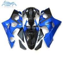 Verkleidung kits für SUZUKI K4 K5 GSXR600 750 motorrad sport verkleidungen 04 05 GSXR750 GSXR 600 blau schwarz körper reparatur SZ24
