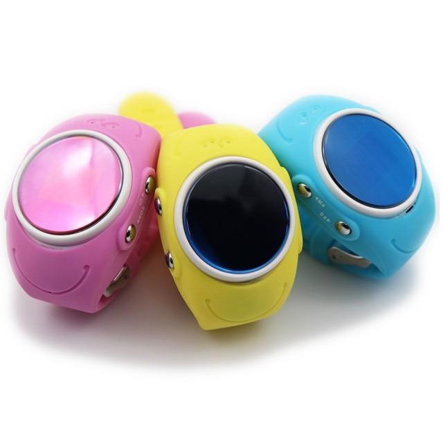 Kids GPS Tracker Smart Watch Waterproof Watches Bluetooth Dial Answer Call Wrist