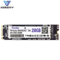 Vaseky Internal Solid State Drives M.2 2280 256GB 128GB 60GB SSD NGFF Connector hdd M2 ssd Hard Drive 1.8 inch Laptop Notebook