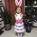 childrens dance dress for girls boysThe new bunny costumes modern dance costumes for kids