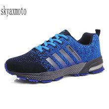 2018 New High Quality Men Casual Shoes Spring Summer Unisex Light Weige Breathable Fashion Male Shoes max Plus size 35-47