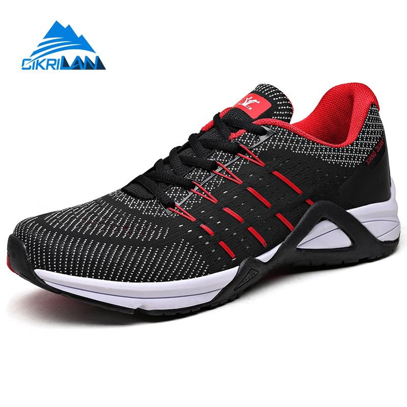 2018 Ladies Lightweight Non-slip Jogging Climbing Hiking Shoes Women Breathable Outdoor Sneakers Sport Camping Trekking Shoe