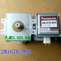 Venta Magnetrón microondas Original genuino 2M167B-M35 2M167B para magnetrón panasonic