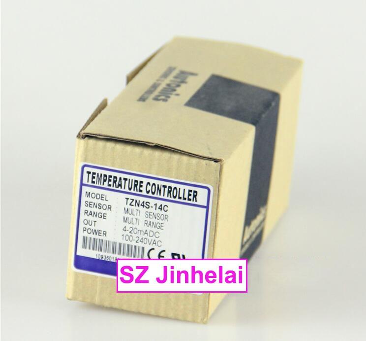 New and original TZN4S-14C AUTONICS Temperature controller 100-240VAC 100% new and original tz4l 14c autonics temperature controller