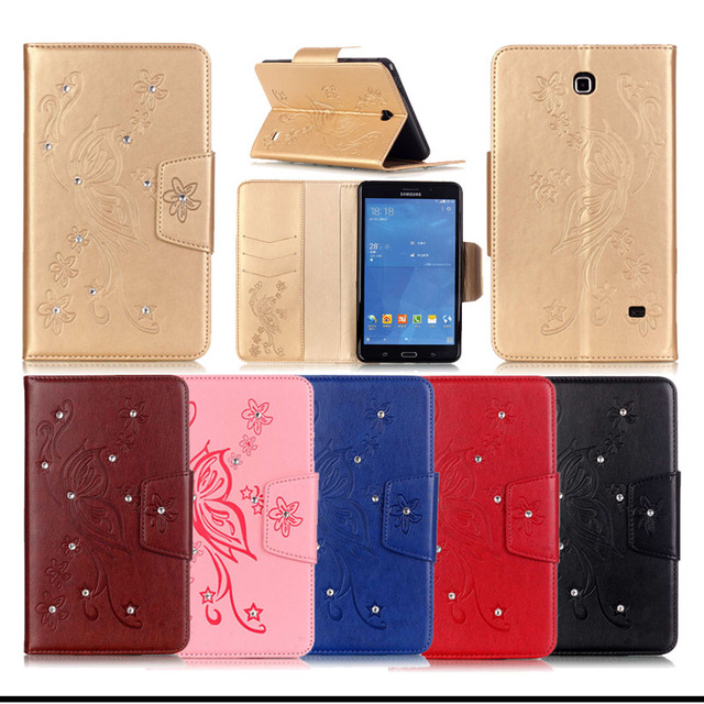 "For Samsung Tab E 9.6"" Prited Leather Case cover For Samsung Galaxy Tab E 9.6 T560 SM-T560 T561 tablet Accessories S5D105D"