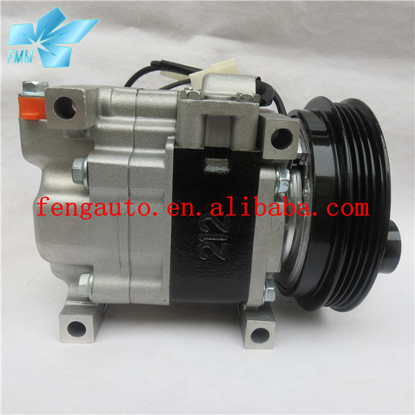 Good 2008 12v Compressor Auto Parts Car Air Pump 212 Ac Conditioning V09a1aa4ak For Mazda 2 Air Conditioning & Heat