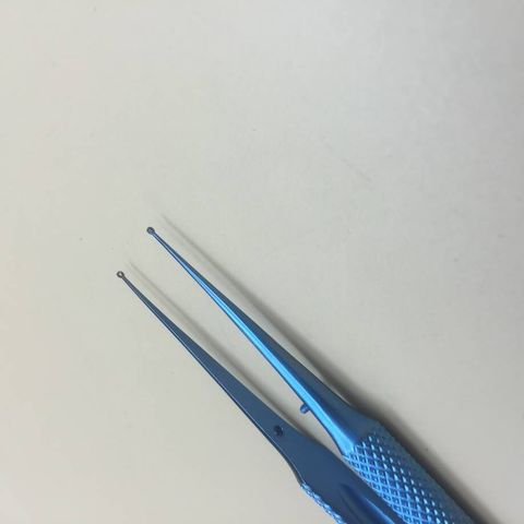 oftalmicas da cirurgia dos circulos de 05mm
