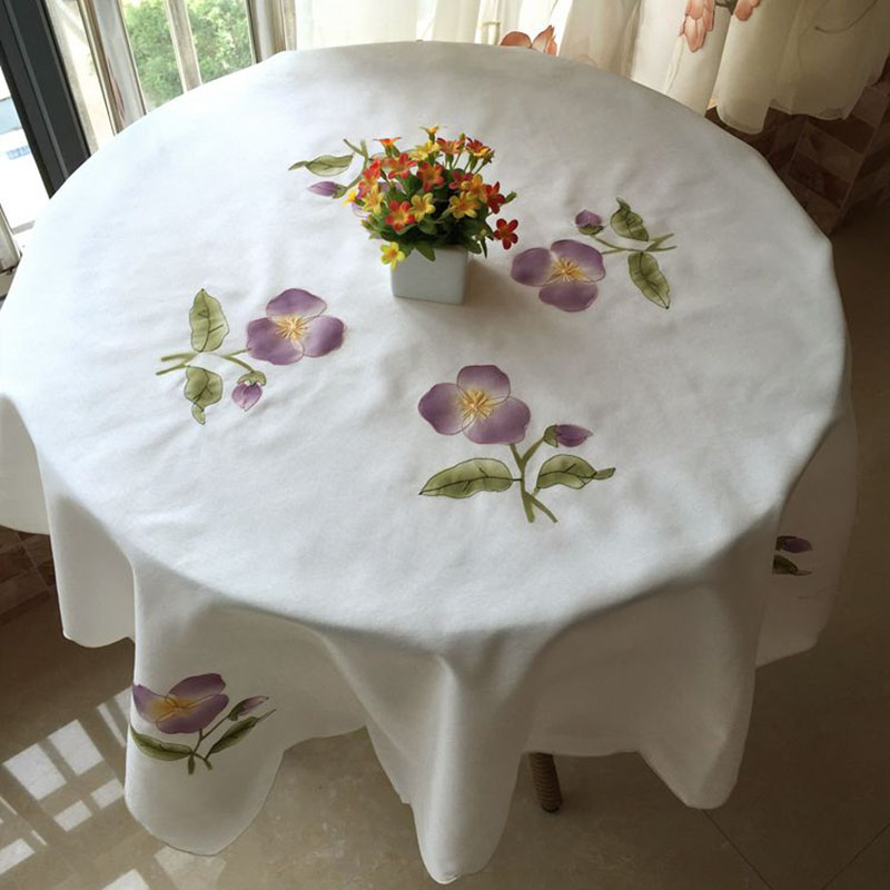 popular dining table cloth buy cheap dining table cloth