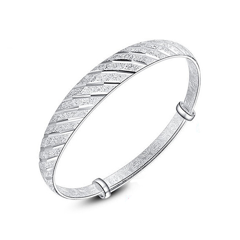 Meteor shower bracelet silver plated bracelets small accessories bracelet wholesale women bracelet bangles 925 sterling silver