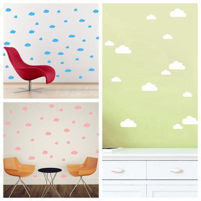 Modern Polka Dots Remove Wall Sticker Vinyl Wall Art DIY Cartoon ...