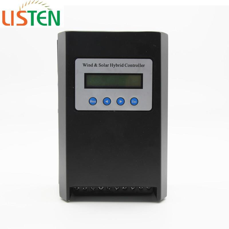 48V MPPT controller 500w wind power Wind Generator Charge Controller with LCD display48V MPPT controller 500w wind power Wind Generator Charge Controller with LCD display