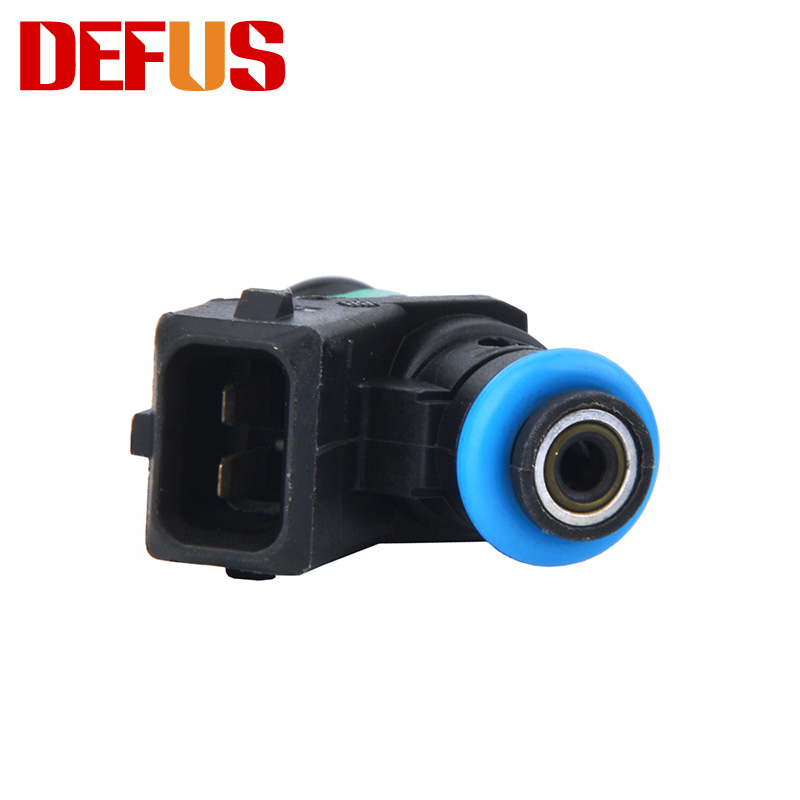 US $48 0 20% OFF|4PCS Genuine Fuel Injector for Renault Logan Duster  Sandero OE H82132254 Nozzle Injectors Fuel Replacement Injection Flow  Match-in