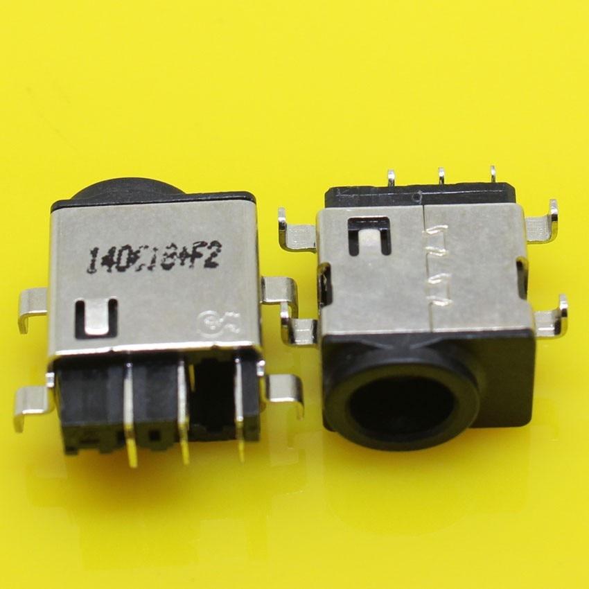 Novo conector de tomada de alimentação dc para samsung NP-RV410 rv415 rv510 rv511 rv515 rv520 rv720 rc510 rf510 rf710 dc plug carregador no porto
