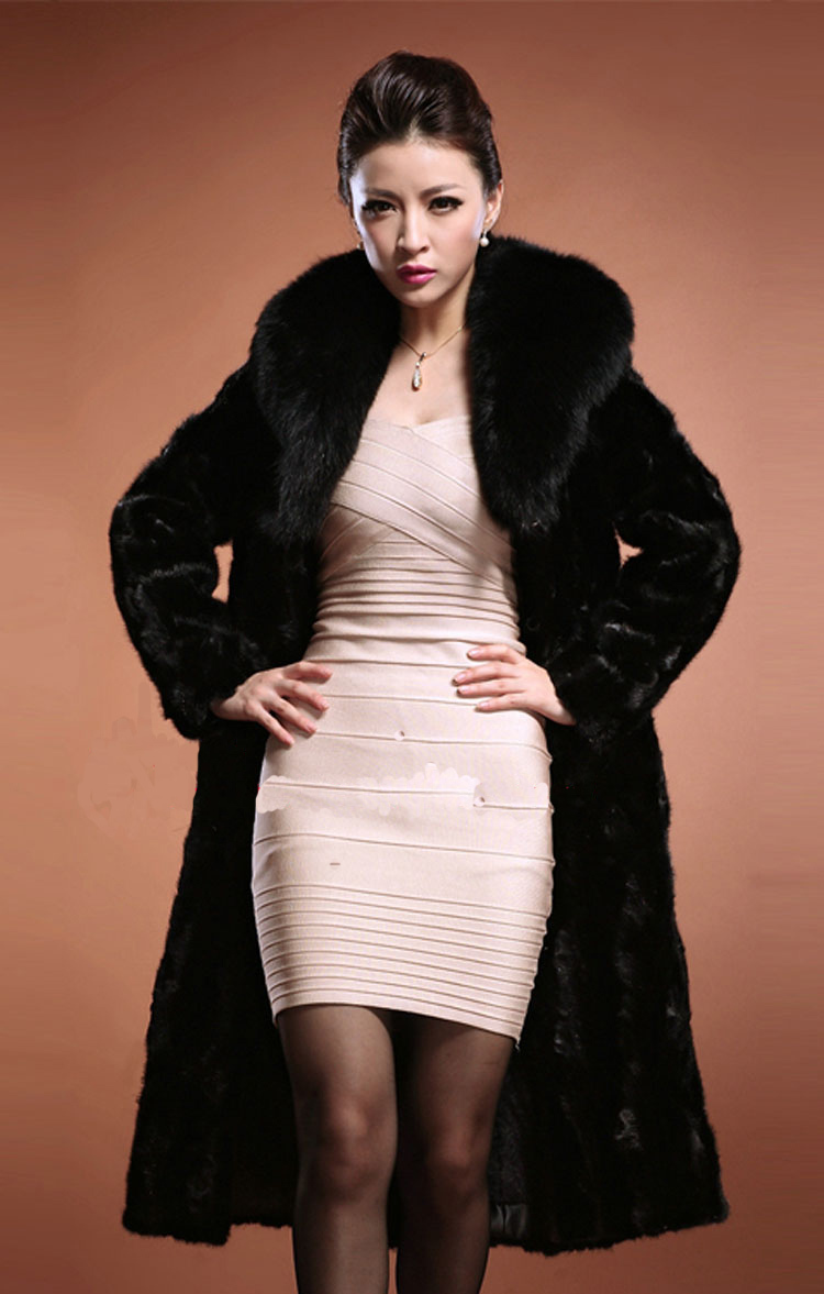 Online Get Cheap Fake Fur Long Coat -Aliexpress.com | Alibaba Group