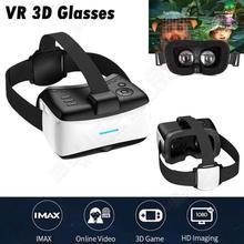 จัดส่งฟรี!สมาร์ทQuad Core WIFIบลูทูธ1080จุดFull HD 3D VRความจริงเสมือนแว่นตาวิดีโอ